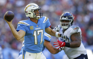 Chargers Bye Football