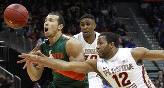ACC Miami Florida St Basketball