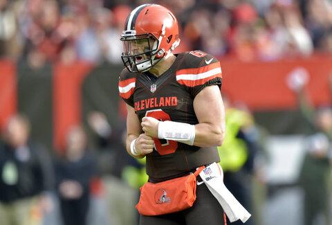Browns Bye Football