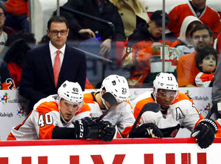 Flyers in a Funk Hockey