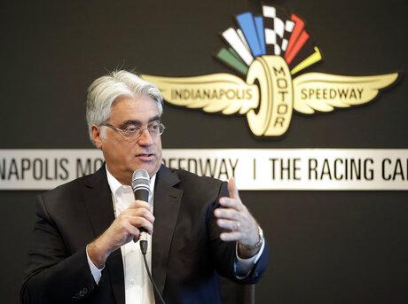 IndyCar-Title Sponsor Auto Racing