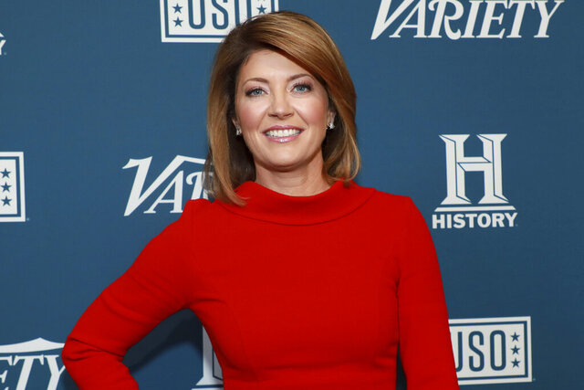 FILE - Norah O'Donnell attends Variety's third annual