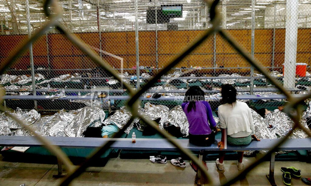 Immigration Overload-Nogales