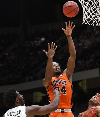Auburn UAB Basketball