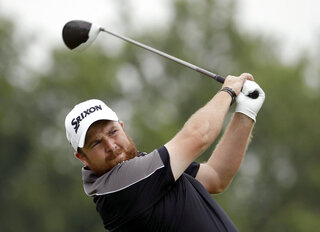Lowry Out Golf