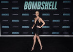 Charlize Theron attends the premiere of