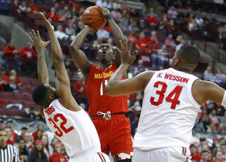 Maryland Ohio St Basketball