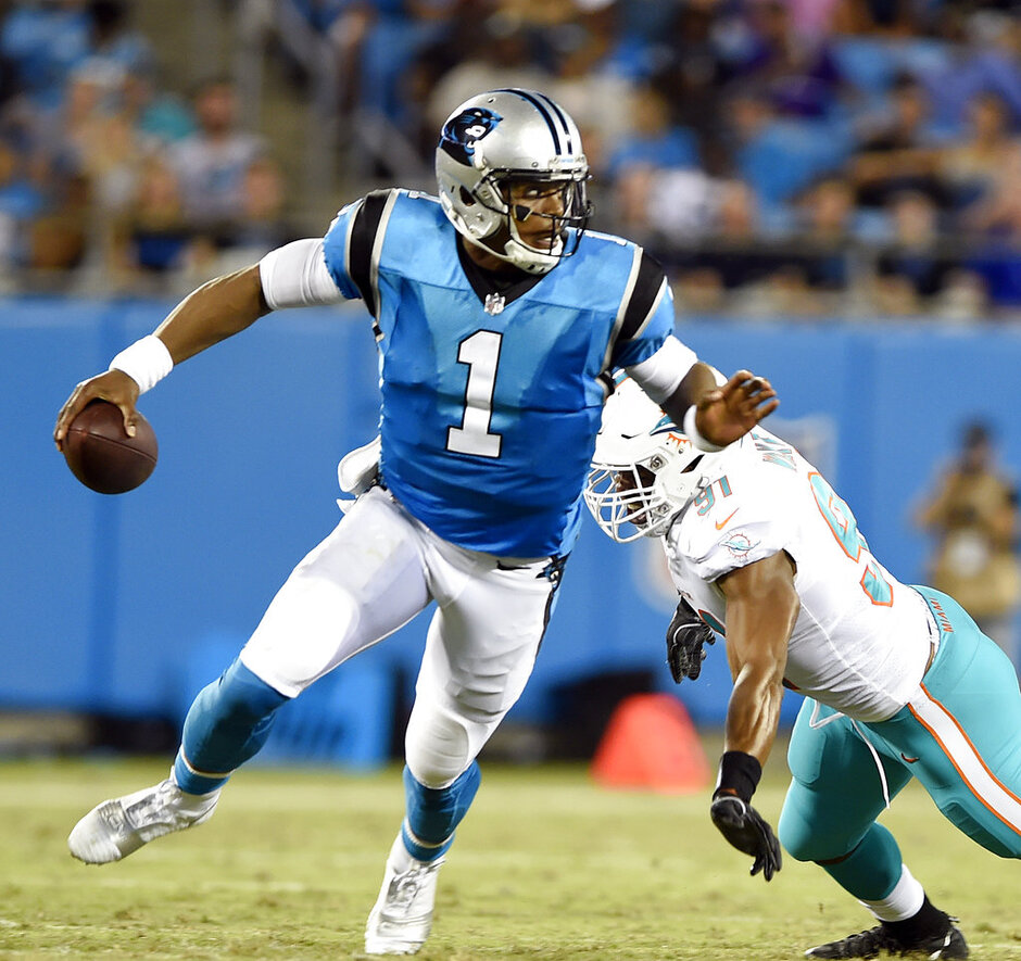 Panthers Preview Football