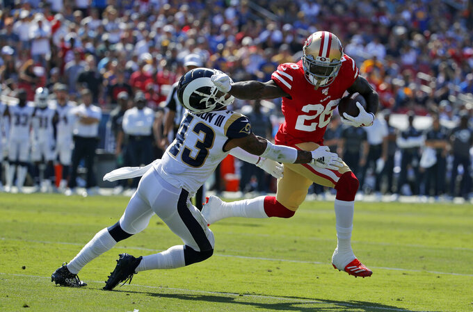 LA Rams put starting safety John Johnson on injured reserve