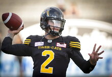 CFL Tiger Cats Argonauts Football