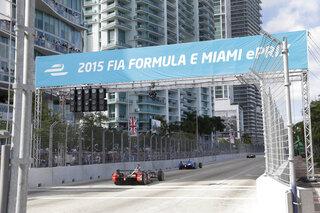 Formula One Miami Auto Racing