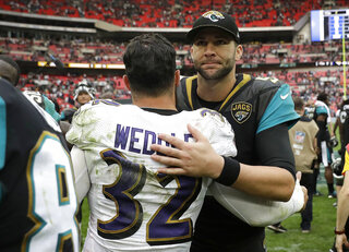 Eric Weddle, Blake Bortles