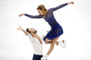 Papadakis-Cizeron Figure Skating