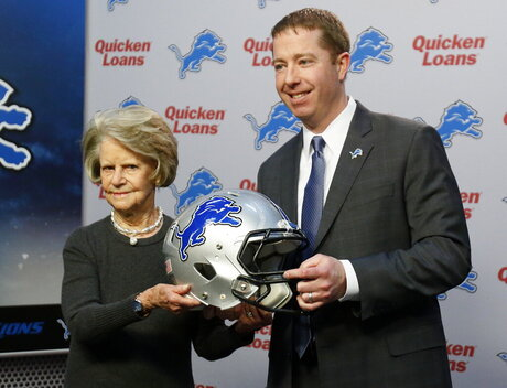 Martha Firestone Ford, Bob Quinn
