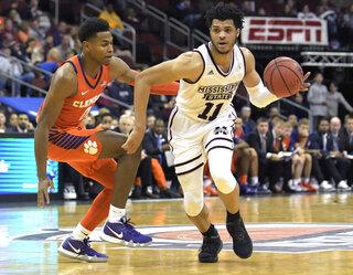 Clemson Mississippi St Basketball