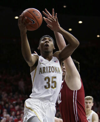 Washington St Arizona Basketball