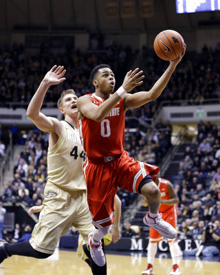 D'Angelo Russell, Isaac Haas