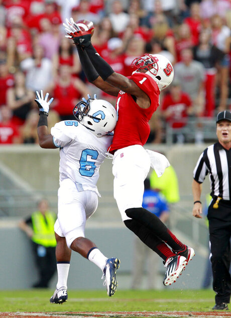 The Citadel NC State Football