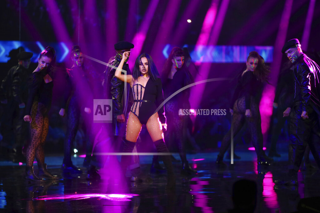 Spain European MTV Awards 2019 Show