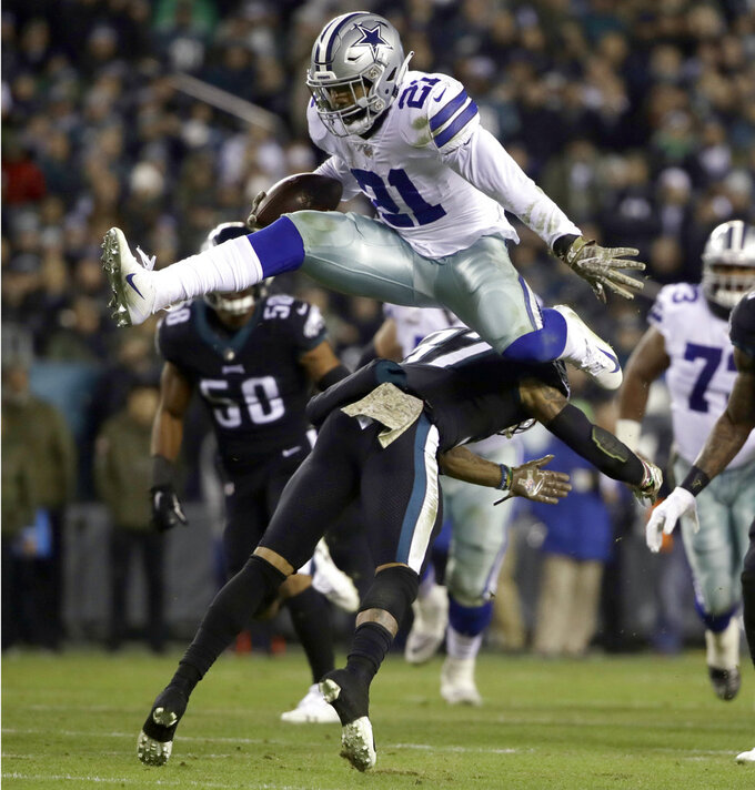 Dallas Cowboys at Philadelphia Eagles 11/11/2018