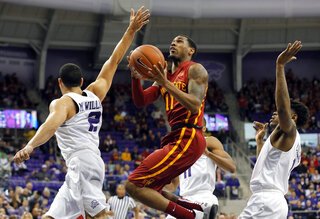 Monte Morris, Michael Williams