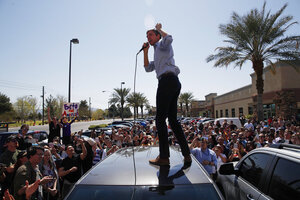 Election 2020 Beto O'Rourke