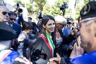 Italy Rome Politics