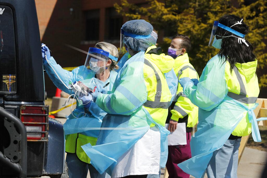 Virus Outbreak Testing Michigan