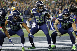 Packers Seahawks Football