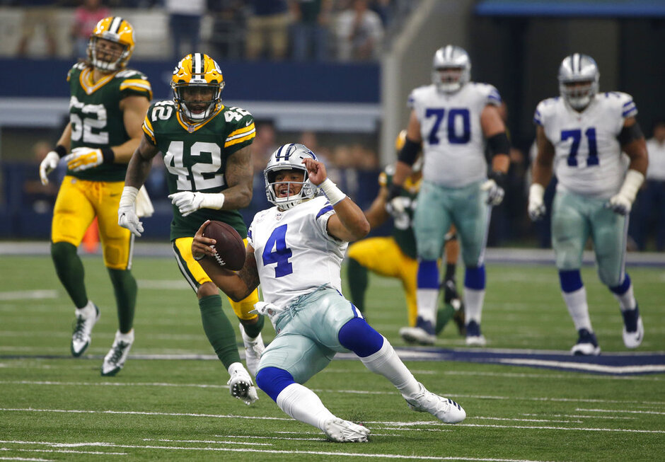 Dak Prescott, Morgan Burnett,