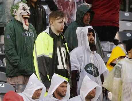 Falcons Jets Football