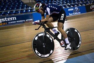 High-Tech Bike Cycling