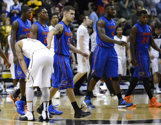Dorian Finney-Smith, Michael Frazier II, Scottie Wilbekin,  Patric Young, Casey Prather, Kyle Fuller