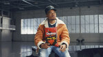This undated screen grab from video provided by PepsiCo. shows an image from the company's Doritos 2019 Super Bowl NFL football spot featuring Chance the Rapper. (PepsiCo. via AP)
