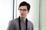 Australian student Alek Sigley arrives at Beijing Capital International Airport in Beijing, Thursday, July 4, 2019. Sigley was released after a week in detention in North Korea described his condition to reporters in Beijing on Thursday as
