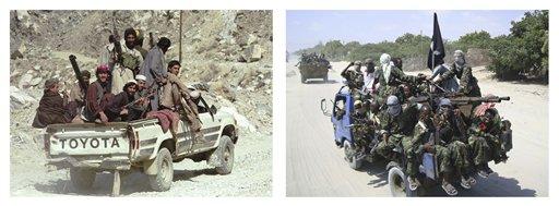 Somalia African Taliban