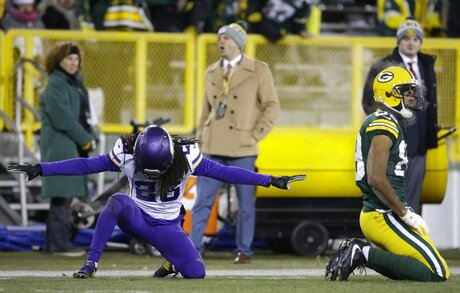 Vikings Packers Football