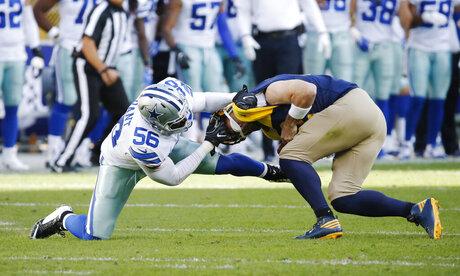 APTOPIX Cowboys Packers Football