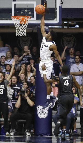 Xavier Butler Basketball