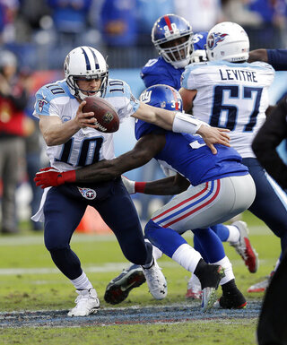 Jake Locker, Mike Harris