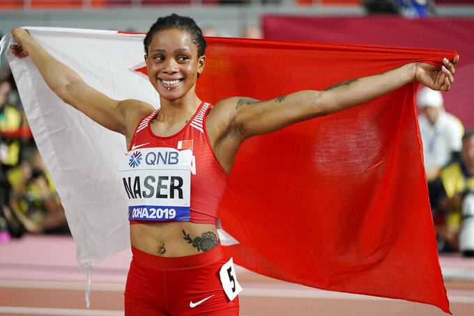 World champion Naser gets court date for doping rules case