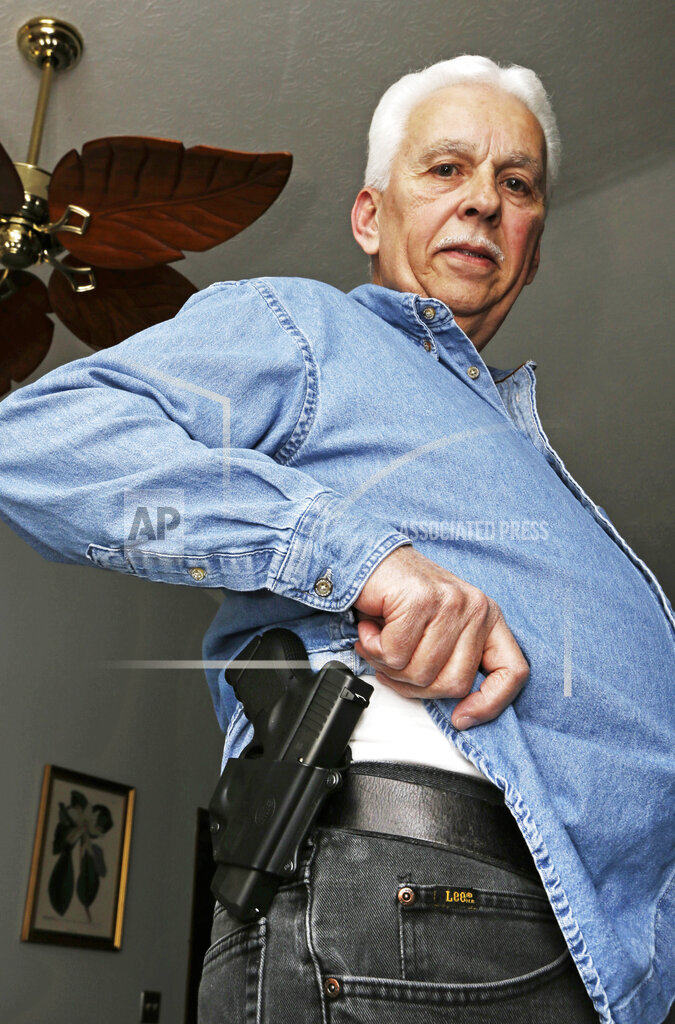 Concealed Weapons Licenses