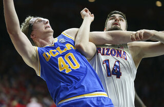 UCLA Arizona Basketball