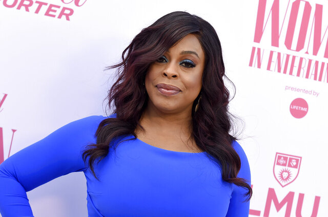 FILE - This Dec. 11, 2019 file photo shows Niecy Nash at The Hollywood Reporter's Women in Entertainment Breakfast Gala in Los Angeles. Nash will be honored at the 2020 Black Women in Hollywood Awards. Essence Communications, the media company dedicated to black women that hosts the annual pre-Oscars luncheon, announced Thursday, Jan. 9, 2020 that event will take place Feb. 6 at the Beverly Wilshire in Beverly Hills, Calif., three days before the 92nd Academy Awards.  (Photo by Jordan Strauss/Invision/AP, File)