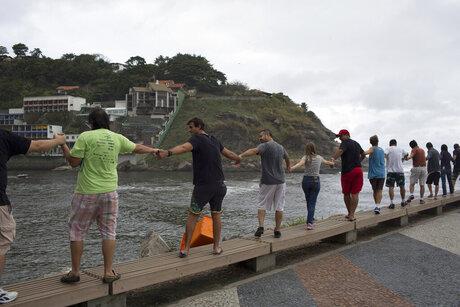 Brazil Rio Filthy Water