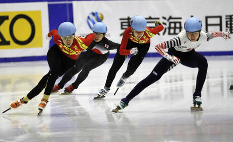 Zang Yize, Fan Kexin, Shim Suk-hee, Ayuko Ito