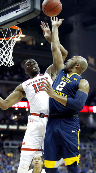 B12 West Virginia Texas Tech Basketball