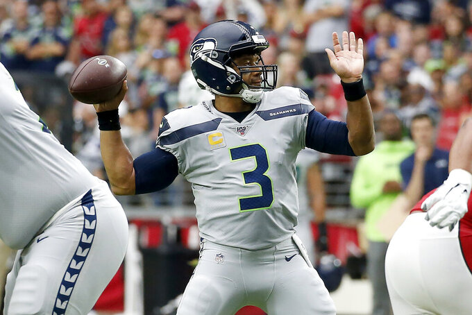 Seahawks grind to 27-10 win over Cardinals