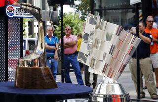 NASCAR Trophy Tour Auto Racing