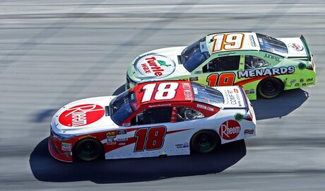 Ryan Preece, Brandon Jones